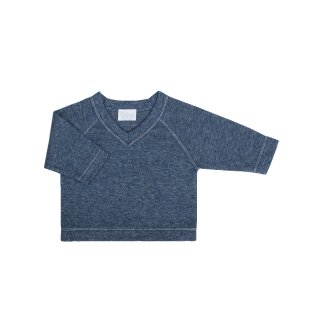 45% organic cotton / 55% wool