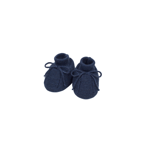 booties - 100% organic merino wool