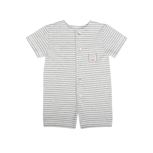 overall - 100% organic cotton jersey