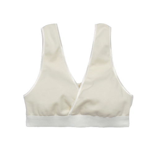 nursing bra - 100% organic cotton