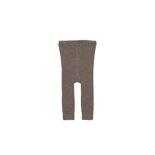 Leggings - 100% organic merino wool