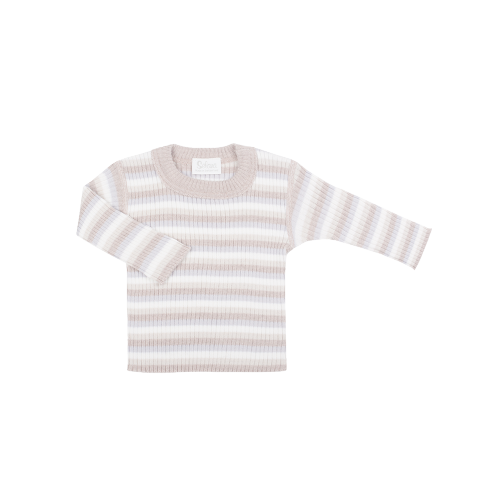 sweater - 100% organic merino wool