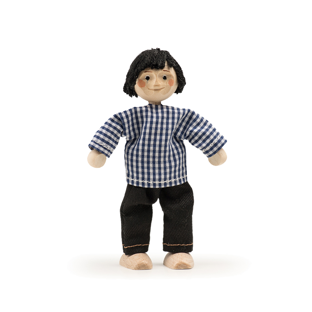 bend doll - Wood