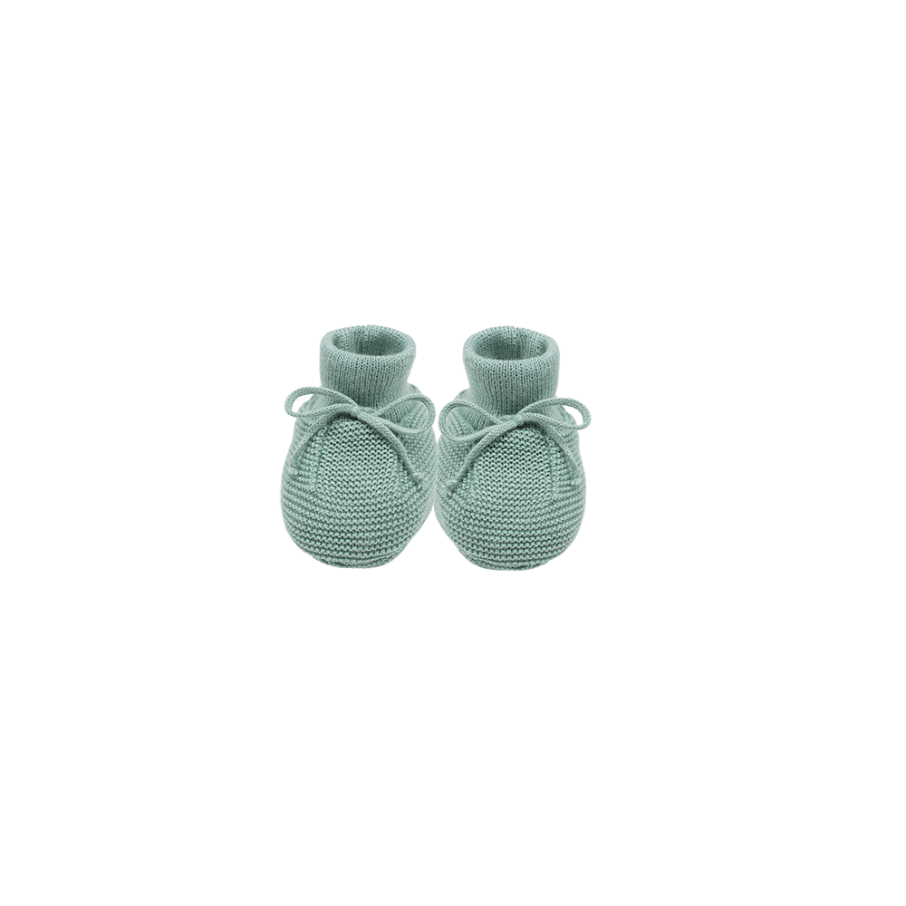 booties - 100% organic cotton