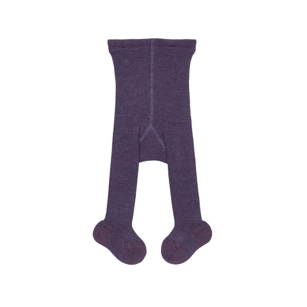 tights - 80% bio wool/18% cotton/2% lycra