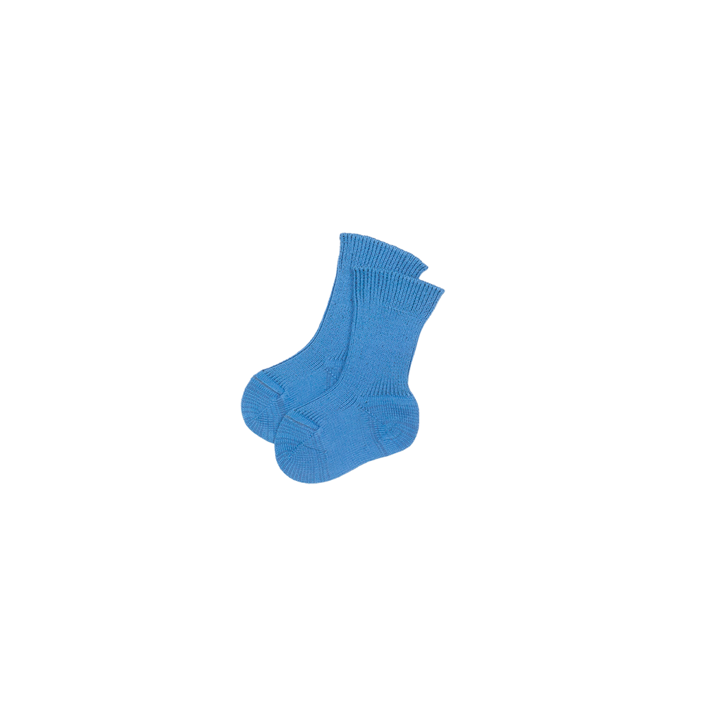 socks - 98% organic cotton / 2% lycra